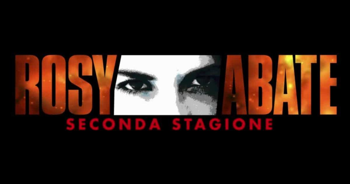 'Rosy Abate 2', la 3^ puntata in replica su Mediaset Play: ritorna Ivan ...