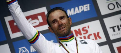 Alejandro Valverde, Campione del Mondo in carica