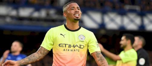 Gabriel Jesus comanda a vitória do Manchester City (Divulgação/Manchester City)
