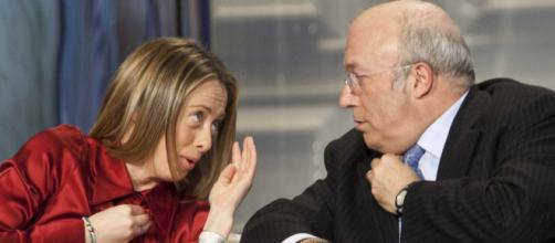 Giorgia Meloni e Francesco Storace contrari allo ius culturae