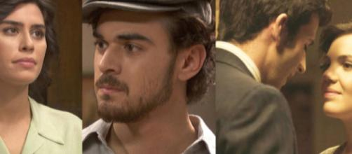 Il segreto, trame spagnole al 4 ottobre: Tomas vuole scappare insieme a Marcela