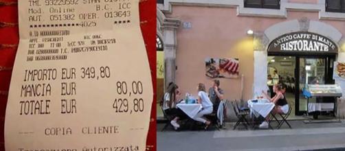 Roma, conto da 430 euro per due turiste: chiuso il ristorante