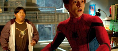 """""""Spider-Man"""" is back in the MCU. [Image Credit: TopMovieClips/YouTube]"""