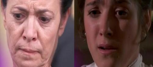 Una Vita, trame: Fabiana mette in guardia Casilda dalla madre Maria