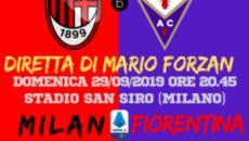 Risorge la Fiorentina e il Milan si arrende: ora è vera crisi