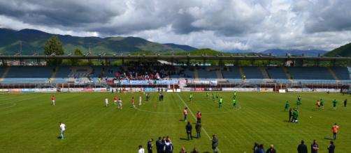 Avellino Calcio-Lanusei, ecco le foto dalla tribuna dello ... - zon.it
