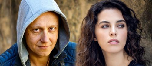 Diego (Francesco Vitiello) e Beatrice (Marina Crialesi)