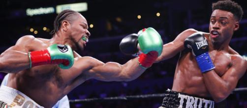 Errol Spence ganó algo más que un título en la pelea vs Porter. - bleacherreport.com