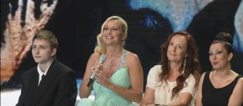 Eva Henger contro Lucas Peracchi.