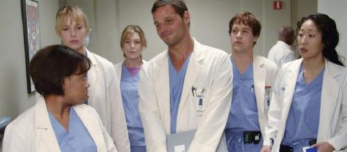 Grey's Anatomy cast prima stagione Fonte: Google