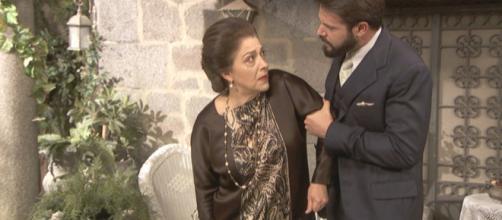 Il Segreto, spoiler: Severo sospetta che Francisca sia la causa della sua rovina