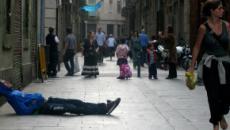 Un equipo de 'Espejo Público' sufre un robo en Barcelona poco antes de entrar en directo