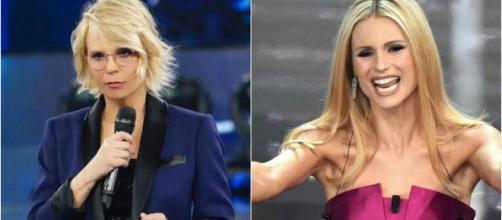 Amici Celebrities: alla conduzione 'staffetta' tra Maria De Filippi e Michelle Hunziker
