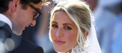 Ellie Goulding e Caspar Jopling: il matrimonio è regale