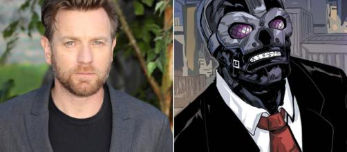 Ewan McGregor portera le masque noir - ew.com