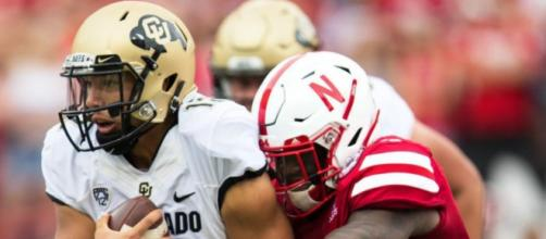 Nebraska football takes on Colorado on Saturday. [Image via Elite Sports/YouTube]