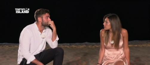 Temptation Island, Arcangelo chiarisce di non essere fidanzato con Maddalena