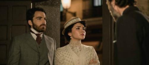Una Vita, trame al 14 settembre: Blanca e Diego alleati con Riera per vendicarsi di Samuel