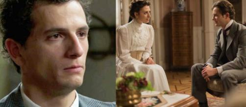 Una Vita, trame al 14 settembre: Lucia attratta dall'Alday, Antonito trascura Lolita