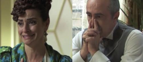 Una Vita spoiler: Trini è incinta, Ramon non prende bene la gravidanza della moglie
