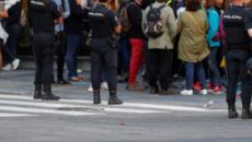 Los siete CDR arrestados son enviados a la cárcel por el juez por terrorismo