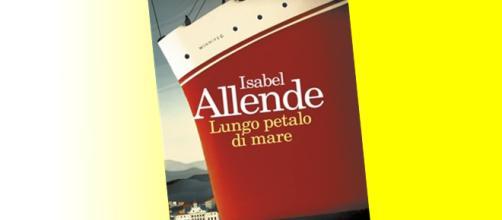 'Lungo petalo di mare', di Isabel Allende