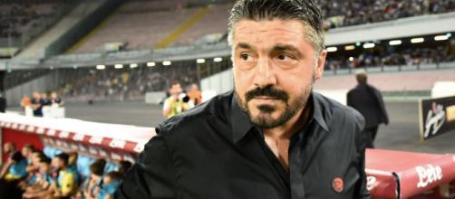 Rino Gattuso corteggiato dal Genoa di Preziosi per sostituire Andreazzoli