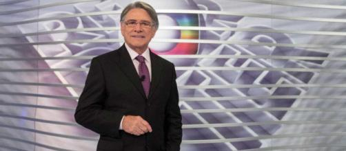 Sergio Chapelin recusa homenagem na Globo. (Arquivo Blasting News)