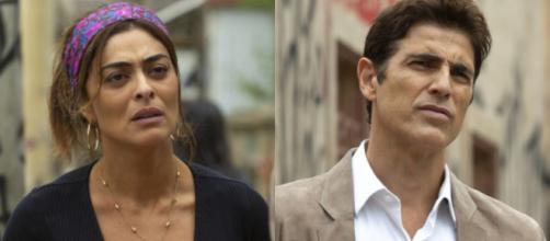 """Nesta semana, em """"A Dona do Pedaço"""", Maria da Paz dará emprego a Jô. (Reprodução/TV Globo)"""