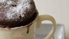 7 pasos para hacer un 'mug cake' de chocolate de forma fácil