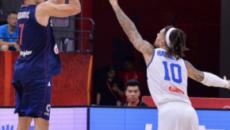 Mondiali basket, Serbia devastante: l'Italia non sfigura, ma si deve inchinare