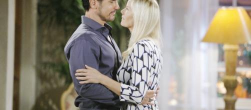 Anticipazioni Beautiful dal 9 al 14 settembre: Bill sorprende Brooke con un bacio