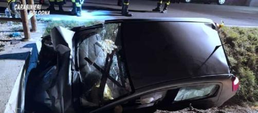 Bologna, incidente stradale a Medicina: muore una bambina di 4 anni
