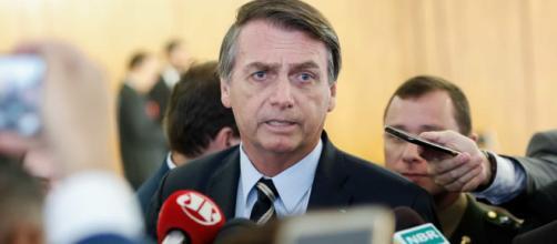 Bolsonaro se envolve e mais uma polêmica internacional. (Arquivo Blasting News)
