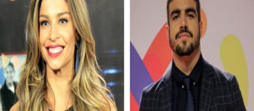 Caio Castro e Grazi Massafera teriam se beijado. (Arquivo Blasting News)