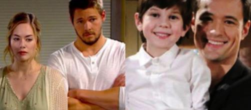 eautiful, trame Usa: Hope e Liam vogliono la custodia di Douglas, Thomas si oppone