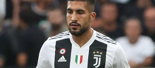Juve, Emre Can accusa Sarri e staff tecnico:'Esclusione Lista Champions mi fa arrabbiare'