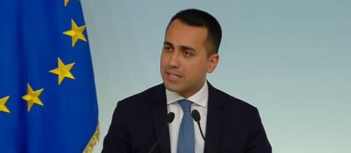 Luigi Di Maio possibile nuovo Ministro degli Esteri.
