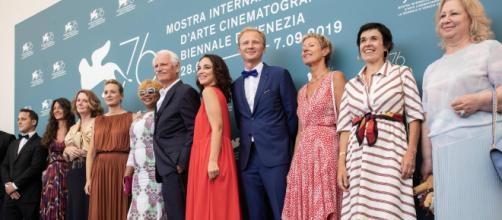 """LVMH official partner of film """"Woman"""", premiered at 76th Venice ... - lvmh.com"""