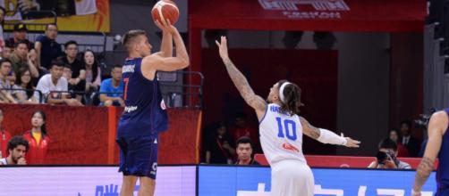 Mondiali basket, Serbia devastante: l'Italia lotta, ma si deve inchinare
