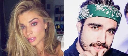 O evento aconteceu na casa do casal Angélica e Luciano Huck, no Rio de Janeiro. (Reprodução/Instagram/@massafera/@caiocastro)