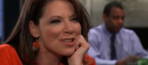 Obrecht talks Brad into falsifying Sasha's DNA.(Image Source:ABC-YouTube.)