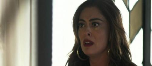 Telespectador percebe mais um erro na trama. (Reprodução/ TV Globo)