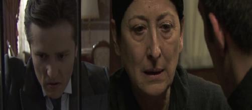Una Vita, trame: Samuel rischia lo sfratto, Ursula assunta da Telmo come domestica