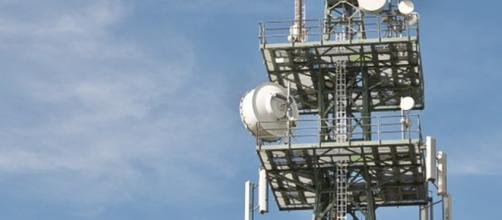 une antenne de la technologie 5G