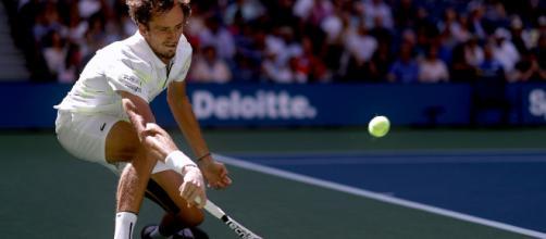 US Open: Medvedev va in semifinale a denti stretti: 'Dopo il primo set volevo ritirarmi'