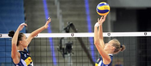 Volley, Europei femminili: l'Italia in semifinale