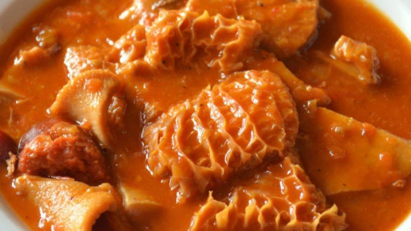 Callos a la madrileña, la delicia gastronómica de los españoles