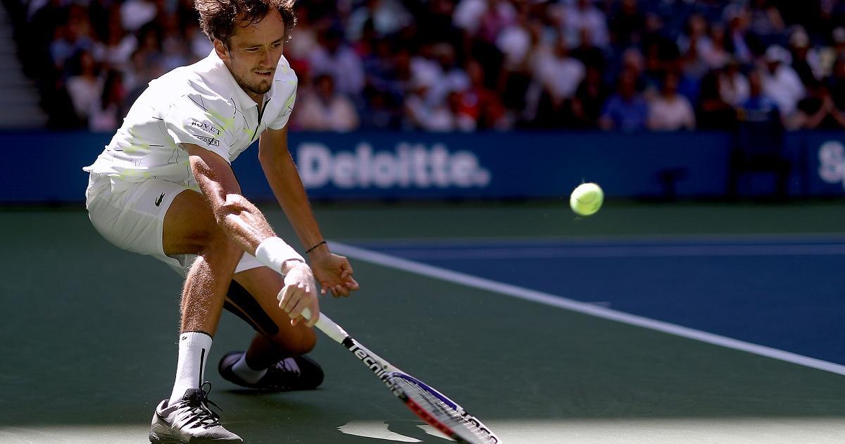 US Open, Medvedev va in semifinale a denti stretti: 'Dopo il primo ...