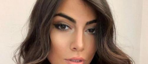 Giulia Salemi, terza classificata a Miss Italia nel 2014